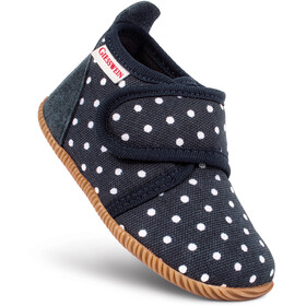 Giesswein Stans Chaussons Slim Fit Enfant, dark blue